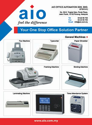 AIO Machines Brochure